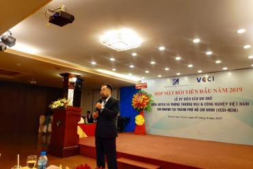 Chia sẻ về Phong Thủy cho các chủ doanh nghiệp trong Hiệp Hội May Mặc TPHCM