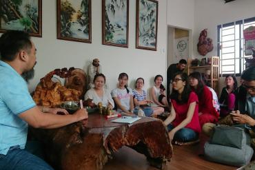 WorkShop Kích Hoạt Đào Hoa