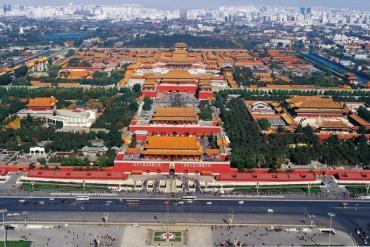 TỬ CẤM THÀNH – cung điện cổ nhiều truyền thuyết